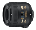image objectif Nikon 40 AF-S DX Micro NIKKOR 40 mm f/2.8G